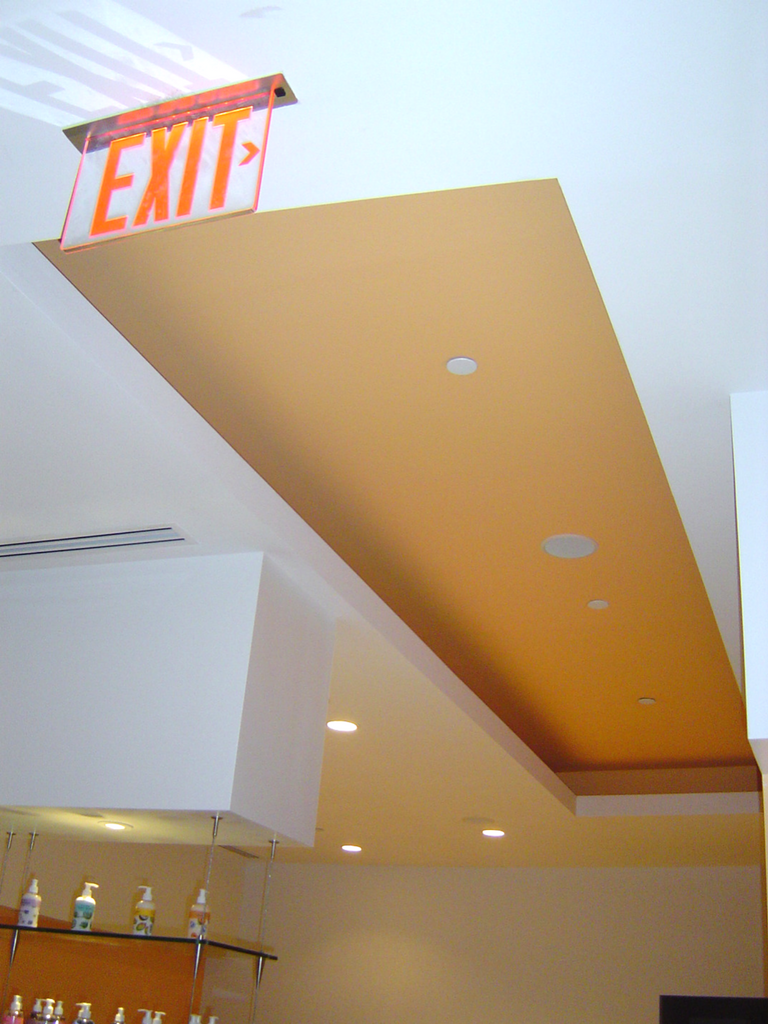 Spa Lighted Ceiling Cove Rev 768