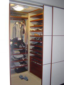 Interior Sliding Closet 225