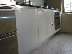 Kitchen counter detail 300