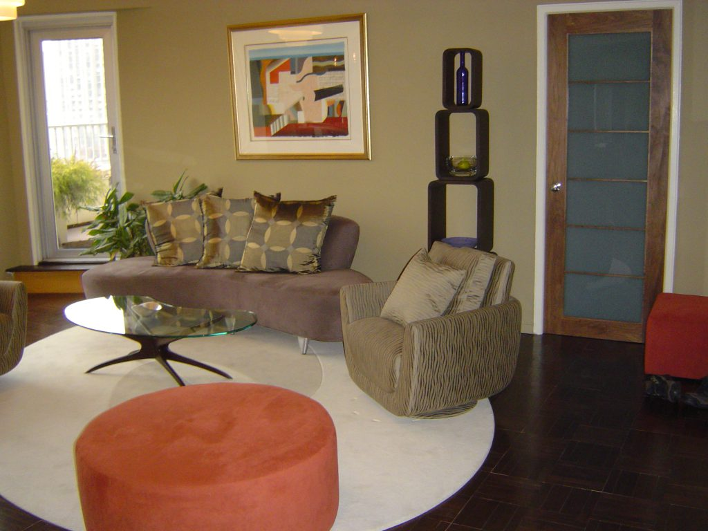Custom Living Area 1024