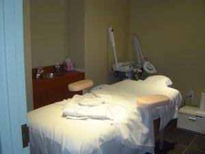 Peach Treatment Room 300