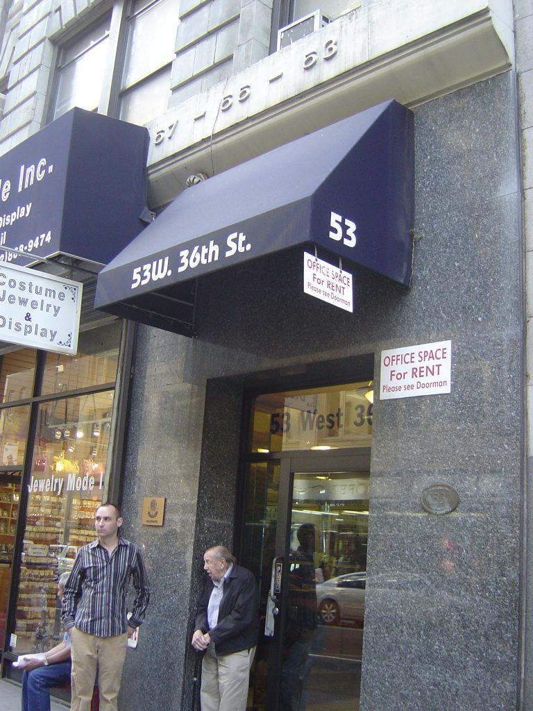 Lobby Entrance Old 768