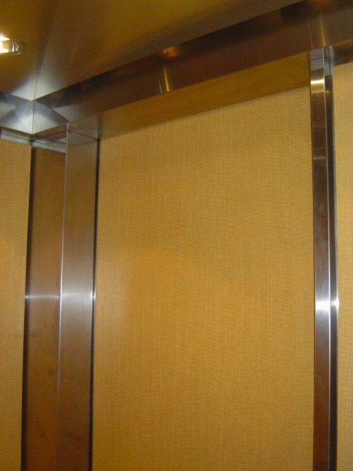 Elevator Panel detail 512