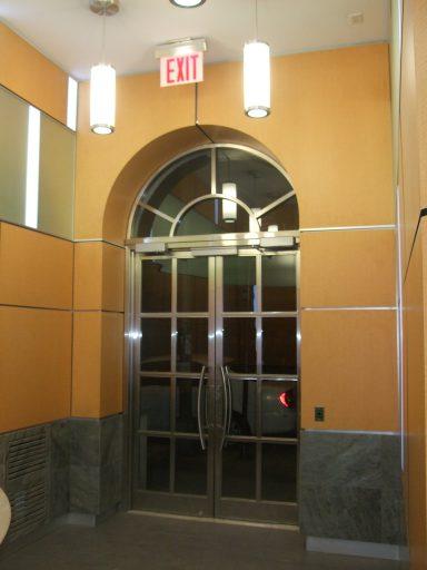 Lobby Interior Archway Entrance 384