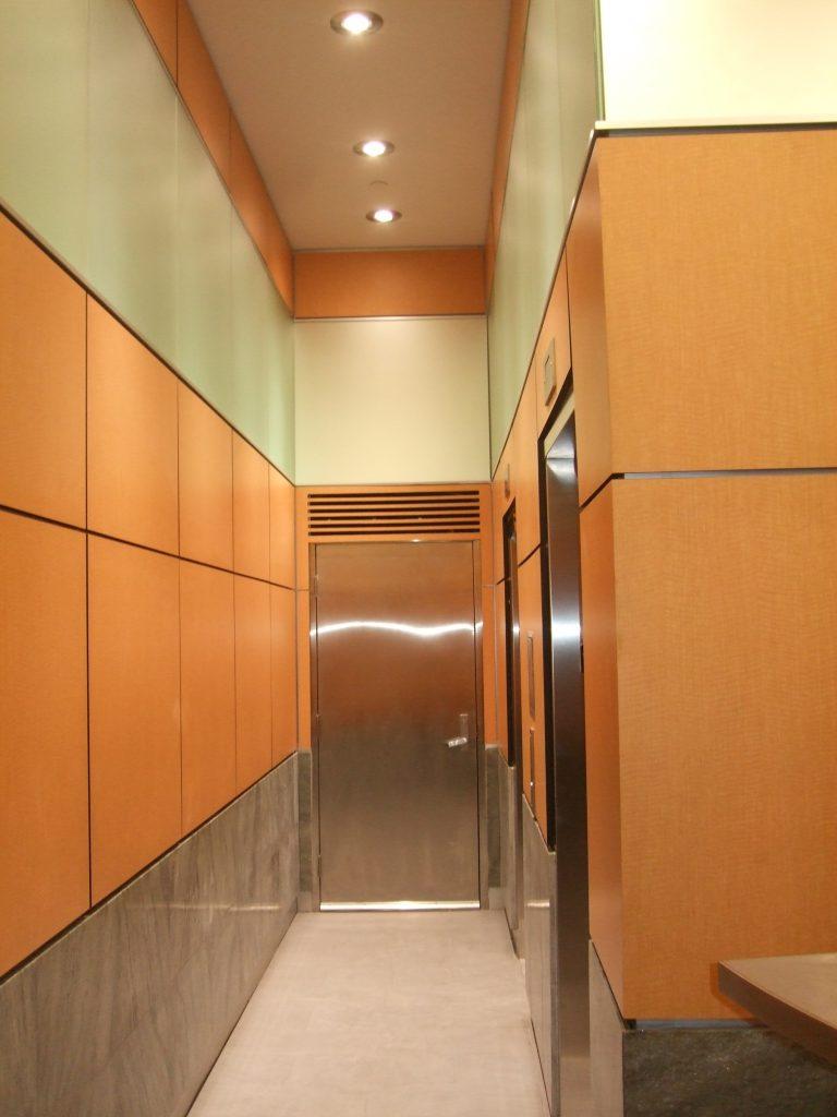 Elevator Walkway View 768