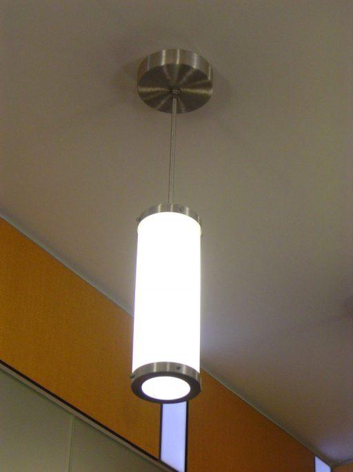 Hanging cylinder pendant 512